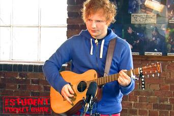 Ed Sheeran filmed and edited by Digital Video PR