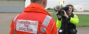 Media training services providers BBC trained camera operator journalist