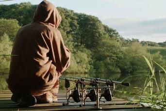 Video Production Company filming Chub Fishing Brand Ideal