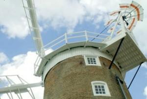 Cley-next-the-Sea Windmill filmed by Digital Video PR
