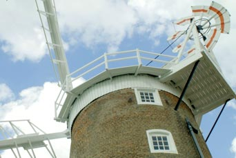 Cley Windmill filmed by Digital Video PR